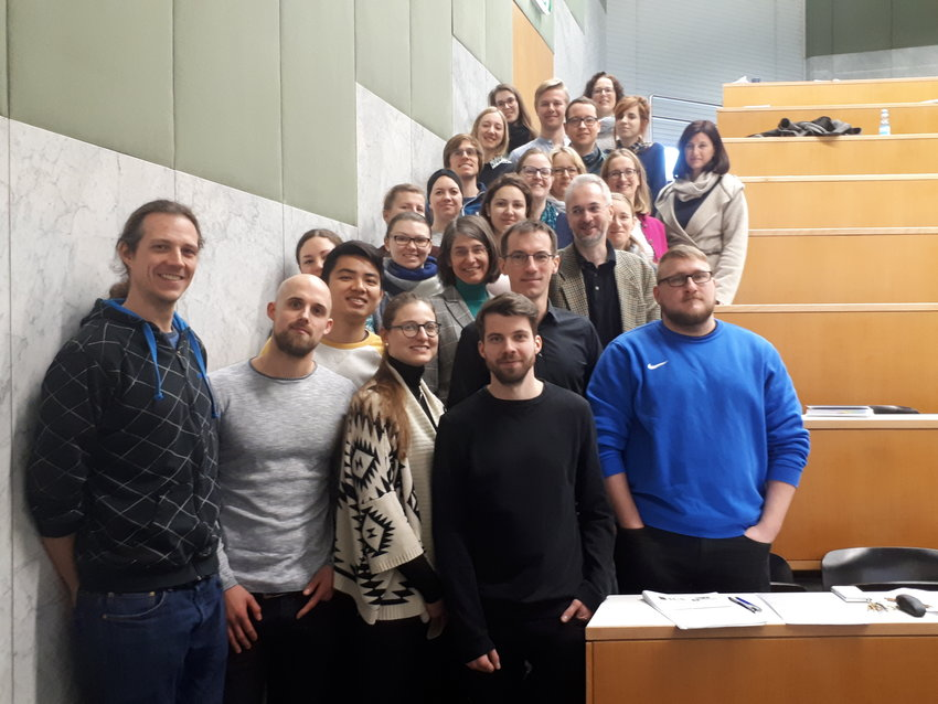 ICA/DSP Biomolecules joint symposium February 2019
