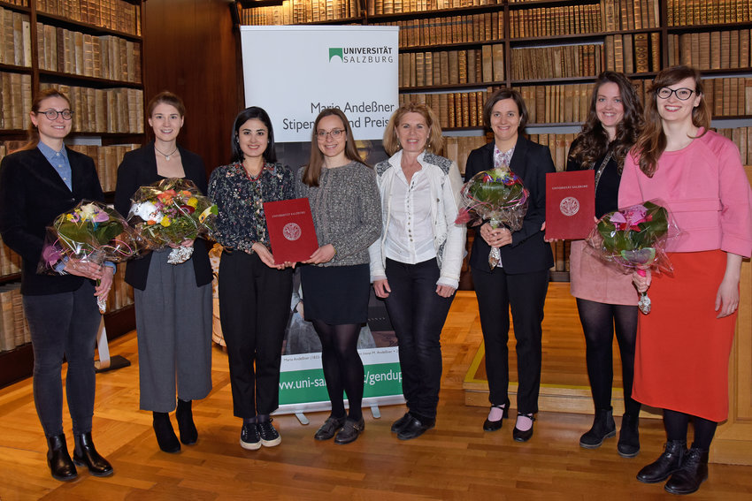 Marie-Andeßner Stipend awarded to ICA student Esther Schamschula