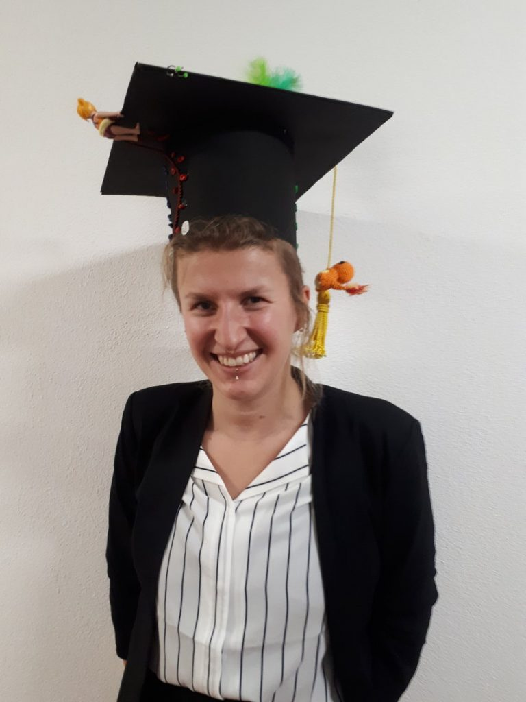 PhD successfully defended by Helen Strandt